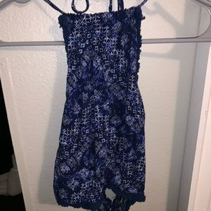 Pacsun Halter Top Size Small